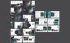 """""""Minimal Pitch"""" modèle PowerPoint  Grande capture d'écran"""