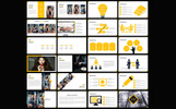 Broadway Template PowerPoint №80888