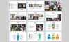 "PowerPoint шаблон ""Prejudice"" Большой скриншот"