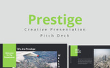 """Prestige"" PowerPoint Template"