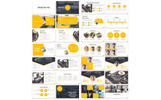 Szablon PowerPoint Marketing Pro #80835