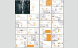 Creative Report 2019 PowerPoint Template