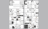 Minimal 2019 PowerPoint sablon