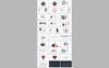 Plantilla PowerPoint para Sitio de Gráficos Captura de Pantalla Grande