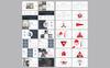 """""""The Cage - Multipurpose"""" modèle PowerPoint  Grande capture d'écran"""