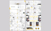 Minimal Business Premium PowerPoint sablon Nagy méretű képernyőkép