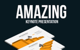 Amazing PowerPoint sablon