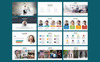 "Template PowerPoint #81136 ""Biznus"" Screenshot grande"