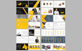 Super Biz PowerPoint sablon