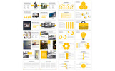 Marketing Ideas PowerPoint sablon
