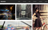 Resumeo - Muse Template Big Screenshot