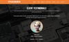 Stylish Business Template Muse №82299 Screenshot Grade