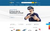 Responsivt Flextop - Multivendor Marketplace WooCommerce-tema