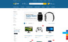 "WooCommerce Theme namens ""Flextop - Multivendor Marketplace"" Großer Screenshot"