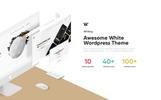 Whiting - Business Portfolio WordPress Theme
