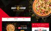Fast Food PrestaShop Theme Big Screenshot