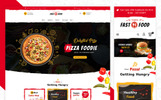 "PrestaShop Theme namens ""Fast Food"""