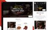 "PrestaShop Theme namens ""Be Smith - Leather & Crafts"" Großer Screenshot"