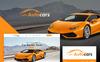 Auto Parts & Cars PrestaShop Theme Big Screenshot