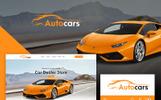 Auto Parts & Cars Tema PrestaShop  №79461