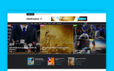 "Tema WordPress Responsive #68586 ""HashNews - Magazine & Newspaper"""