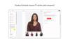 """Responzivní Shopify motiv """"Neha - Multipurpose"""" Velký screenshot"""