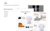 """Responzivní Shopify motiv """"Mira - Minimal"""" Velký screenshot"""