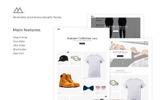 """Responzivní Shopify motiv """"Mira - Minimal"""""""