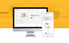 "Shopify Theme namens ""Furnish - Minimal Furniture"" Großer Screenshot"
