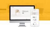 "Shopify Theme namens ""Furnish - Minimal Furniture"""