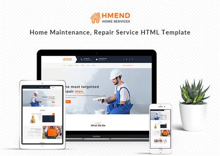 Hmend - Home Maintenance, Repair Service