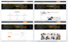 "Website Vorlage namens ""Hmend – Home Maintenance, Repair Service"" Großer Screenshot"