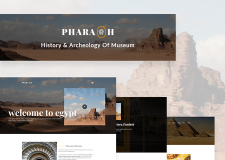 Pharaoh - Museum and Exhibition
