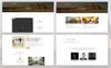 Pharaoh - Museum and Exhibition Website Template Big Screenshot