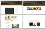 Pharaoh - Museum and Exhibition Website Template