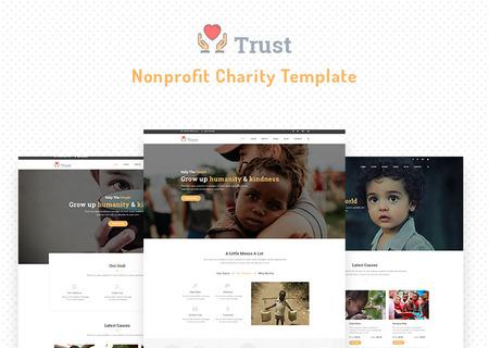 Trust - Nonprofit Charity