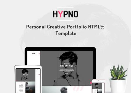 Hypno - Personal Creative Portfolio