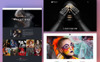Photohub - Creative Photography Website Template Big Screenshot