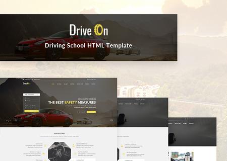 DriveOn - Driving School