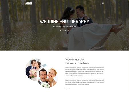 Aerial - Wedding Photography