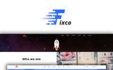 Template Web Flexível para Sites de Consultoria №68849