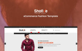 Shofixe - eCommerce Fashion Template Web №68848