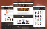 Responsivt Shofixe - eCommerce Fashion Hemsidemall