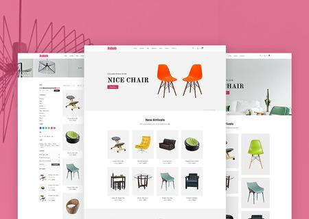 Asbab - eCommerce