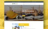 Msn Mistiri - Construction Template Web №68903