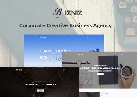 Bizniz - Creative Agency