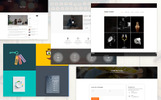 Bizniz – Creative Agency Website Template