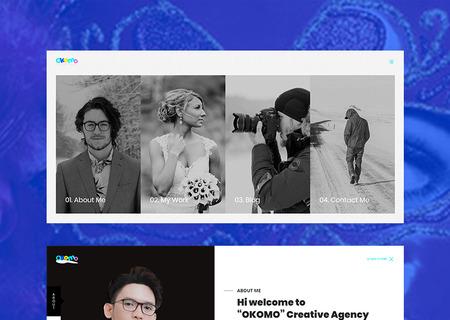 Okomo - Creative Portfolio