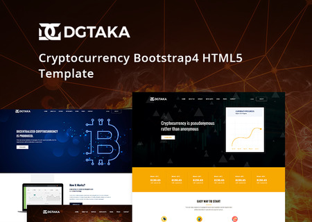 Dgtaka - CryptoCurrency