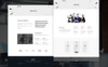 Smarto - Creative Portfolio Website Template Big Screenshot